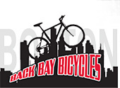 Back Bay Bicycles logo