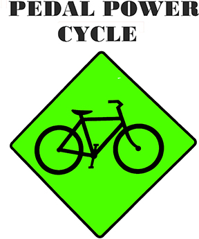 Pedal Power Cycle logo